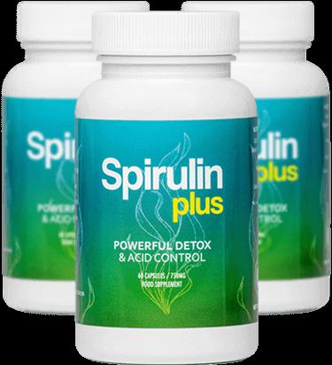 Spirulin Plus Features
